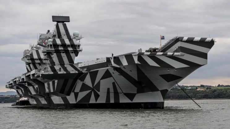 """How the Absurd """"Dazzle"""" Camouflage Strategy Ended WWI Carnage"""