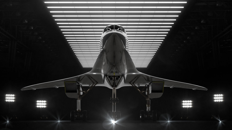 Boom Supersonic Is Set to Launch the Concorde's Spiritual Heir