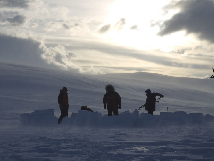 Inuit inventions igloo