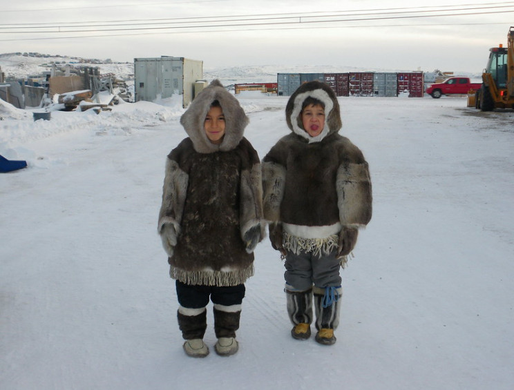 inuit inventions parka