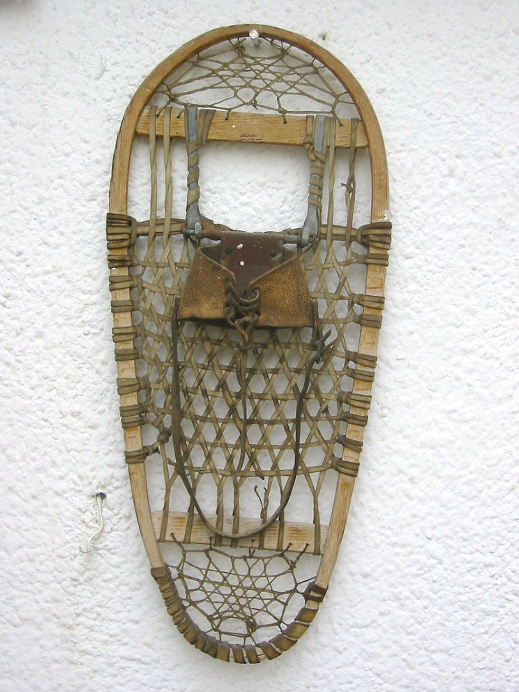 Inuit inventions snowshoe