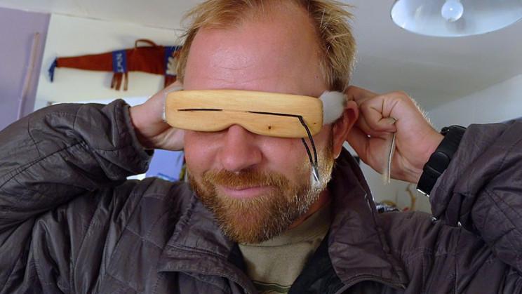 Inuit inventions sunglasses
