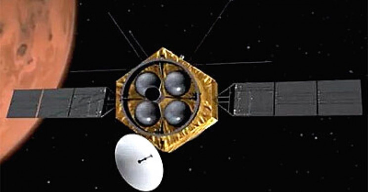 China's First-Ever Probe to Mars Tianwen-1 Entered Orbit One Day After UAE