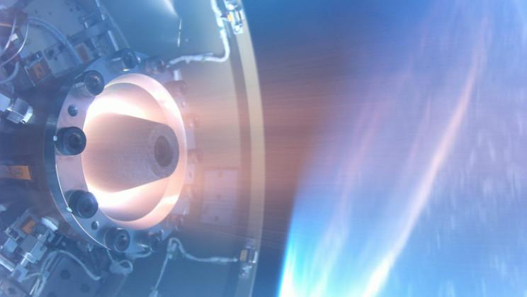 RDE in space