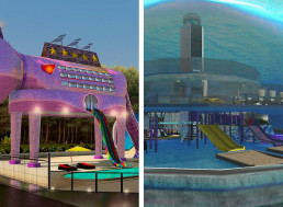 7 Kids' Dream Houses Turned into 3D Models and Evaluated by Property Agents