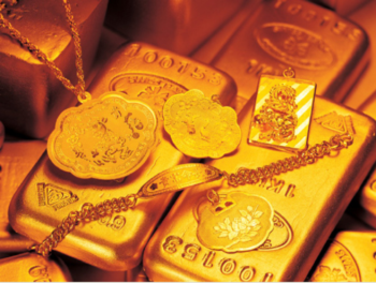 are the rich smart gold