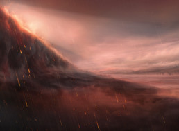 Astronomers Found a Brutal Hell Exoplanet Where It Rains Liquid Iron