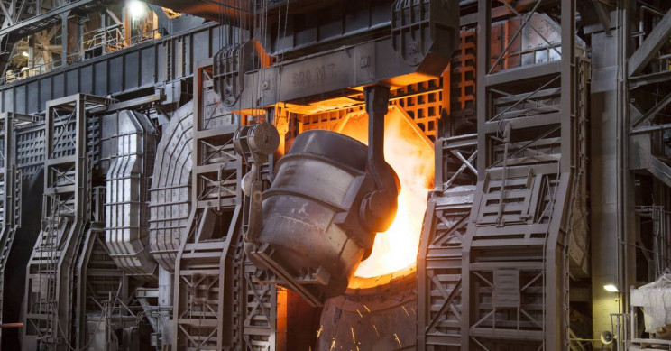For the First Time Ever, Hydrogen Is Used to Power Commercial Steel Production