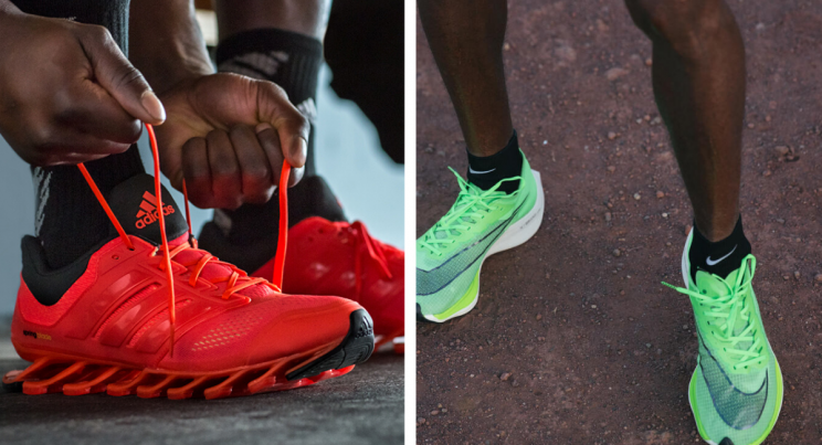 11 High-Tech Running Shoes for People Who Want to Break the Limits