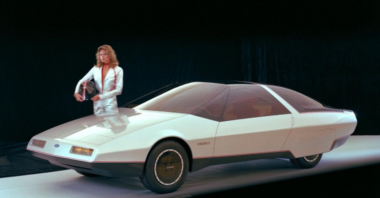 1979 Ford Probe I concept car neg CN25376-006