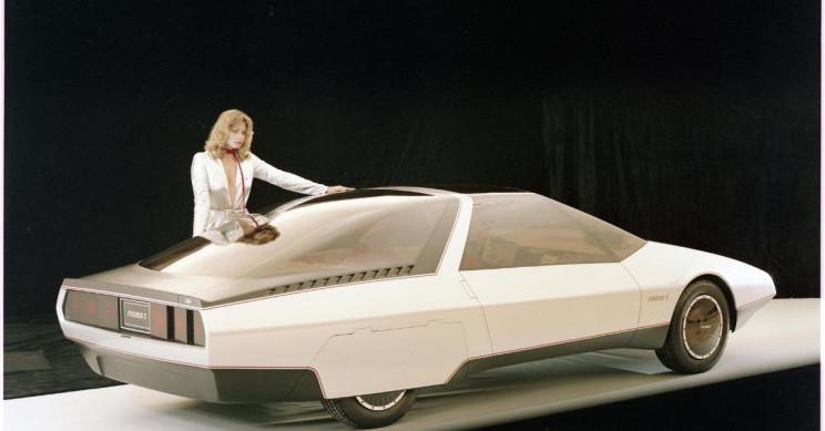 1979 Ford Probe I concept car neg CN25376-2