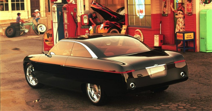 2001 Ford Forty Nine concept car neg CN333041-004