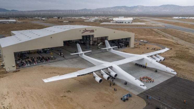 The World's Largest Airplane Could be Grounded After Just its First Flight