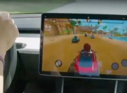 Musk Says Game You Play With Tesla Steering Wheel on its Way