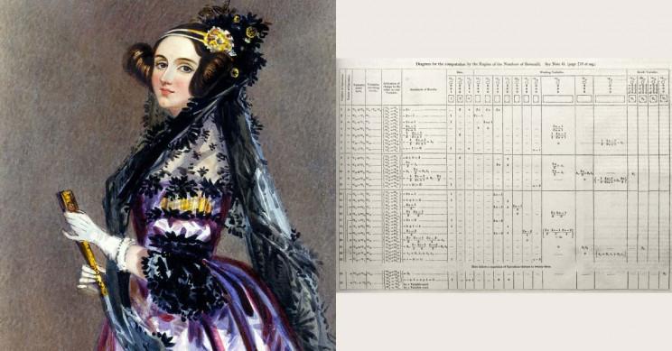 Ada Lovelace and Her Program