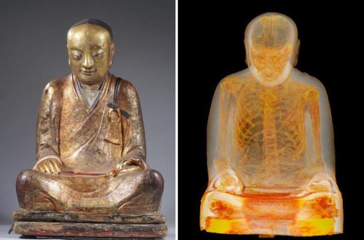 things inside things buddha