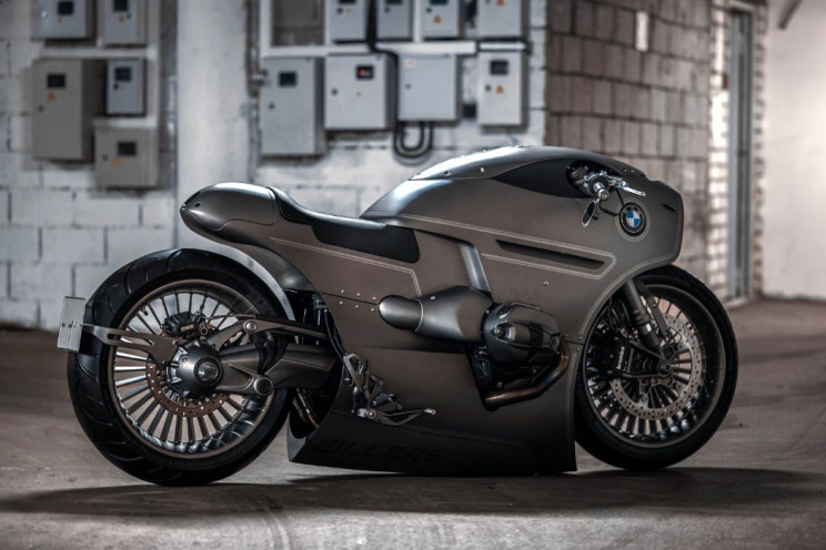 Moscow-Based Garage Unveils Steampunk Inspired Custom-Made BMW R9T
