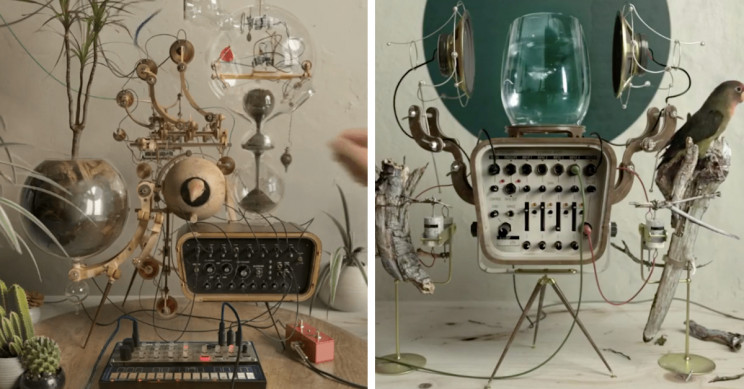 These Have to Be the Coolest Instruments You'll Have Ever Seen