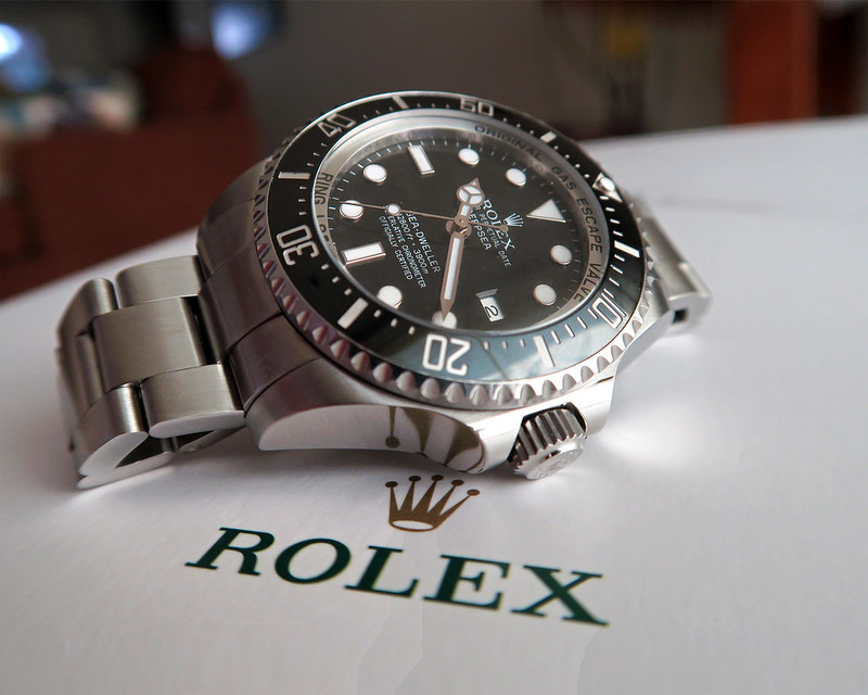 Rolex watches are actually cheap