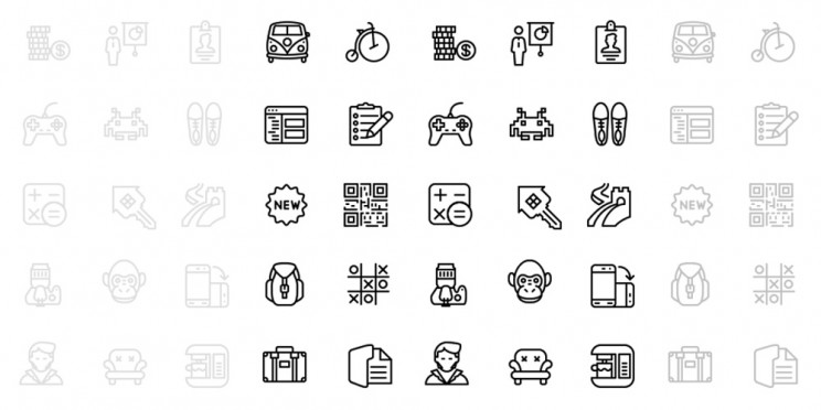 Get Lifetime Access to 5,000 Professional Vector Icons for $19