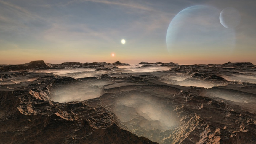 Flipboard: Rocky Earth-sized planet orbiting nearby star ...