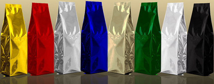 Stand-Up Barrier Pouches Inflate Instantly Thanks to 3D Pneumatic Bag Opener