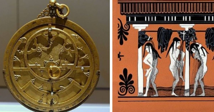 8 Ancient Greek Inventions That Forever Changed the World