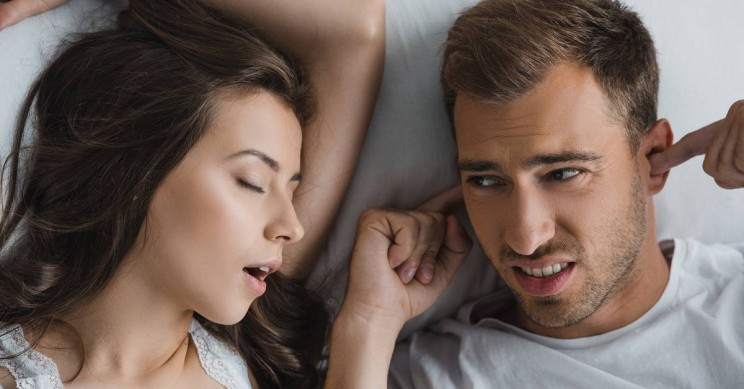 Women Lie About Their Snoring New Study Finds
