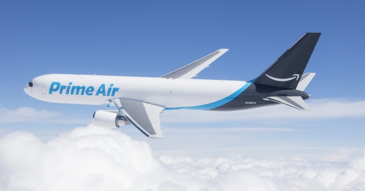 Amazon Breaks Ground on 1.5 Billion Dollar Airport