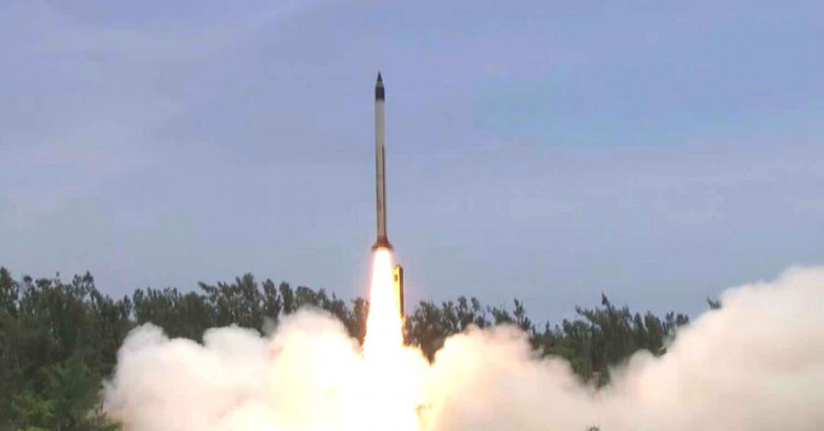 India Reportedly Tested Its First Hypersonic Scramjet Vehicle