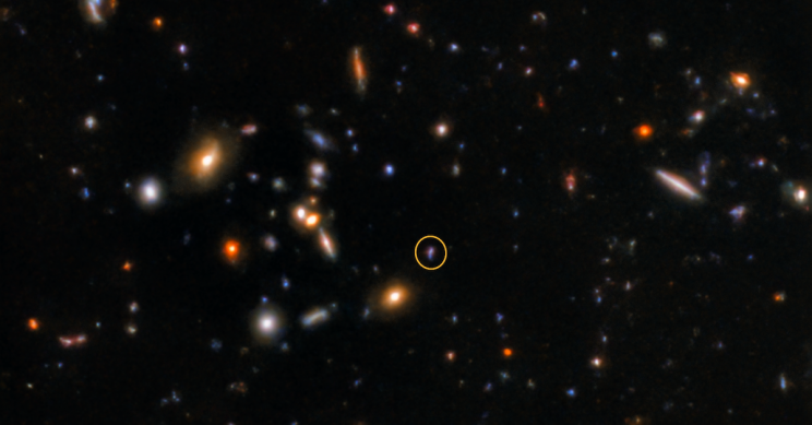 Explosion Spotted A Quintillion Times Brighter Than Sun From 10 Billion Years Ago