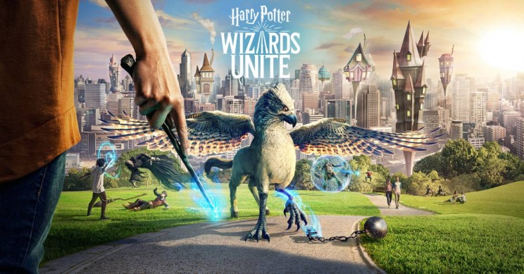 Harry Potter: Wizards Unite Installed 400k Times, Lags $1 7M