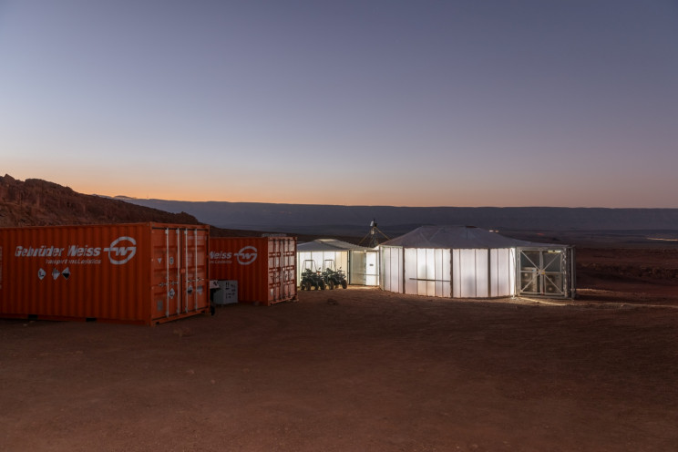 'Analog Astronauts' Will Spend Three Weeks in a Mars-Like Desert Habitat