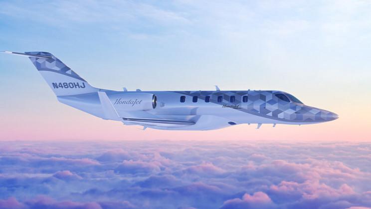 The HondaJet 2600 Has an Unrivaled 47,000-Foot Flight Ceiling