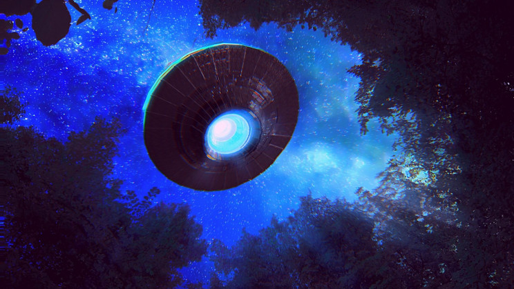 Congress Is Secretly Plotting to Build a New UFO Office