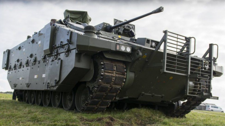 British Army's Upcoming Armored Vehicle Is Harming Its Crew