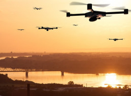 Drones Are Being Tested For Precise Detection of Life in Disaster Zones