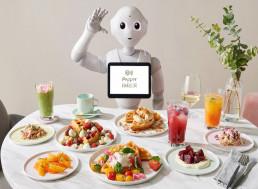 SoftBank Is Opening a Café Where Pepper Robots Will Work Alongside Humans