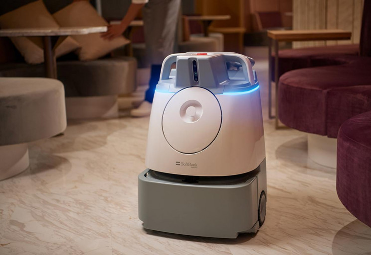 SoftBank Is Opening a Café Where Pepper Robots Will Work Alongside Humans
