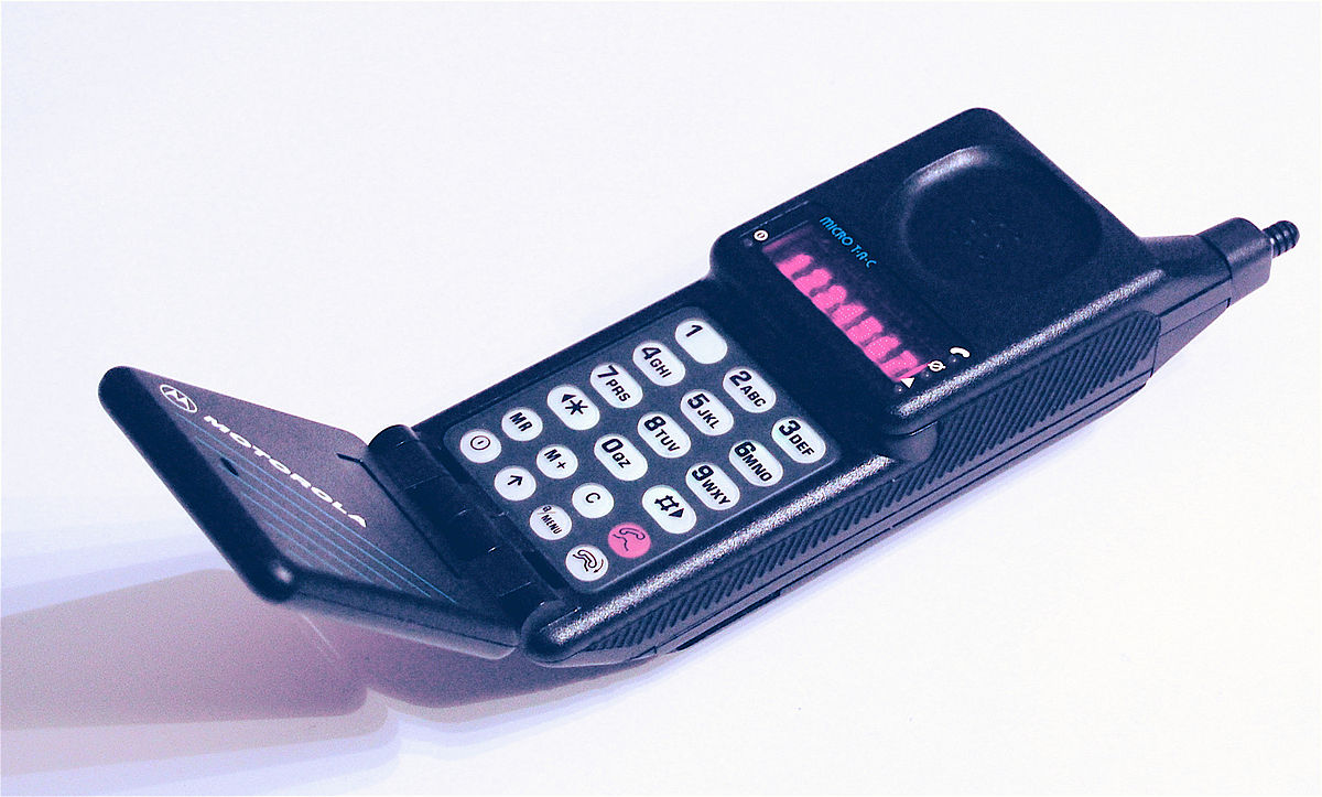 17 Iconic Mobile Phones throughout History