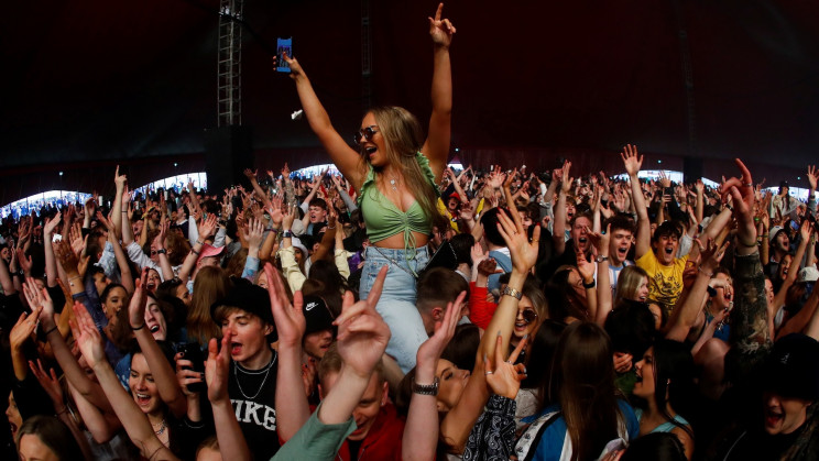 5,000 Music-Lovers Attend Pilot Concert in the Name of Science