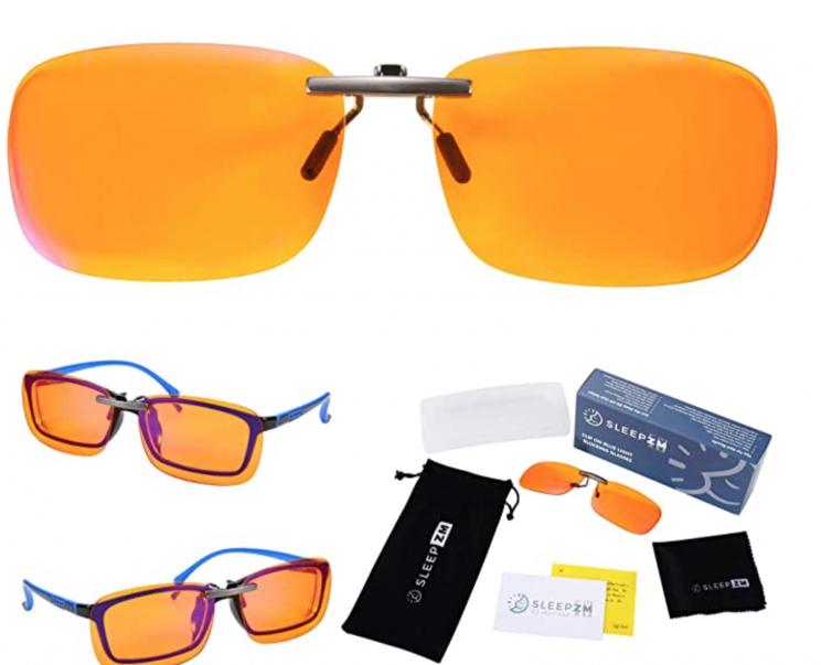 9 Stylish Blue-Light-Blocking Glasses to Ease Eyestrain