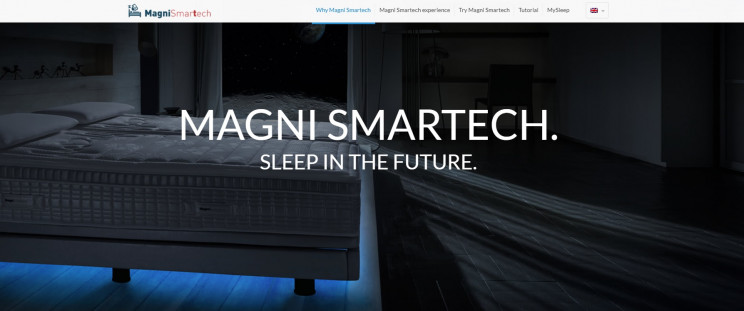 smart devices smart bed