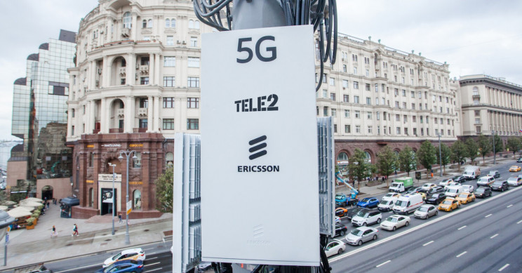 The 5G Race: Russia Has Launched Its First 5G Zone in Moscow