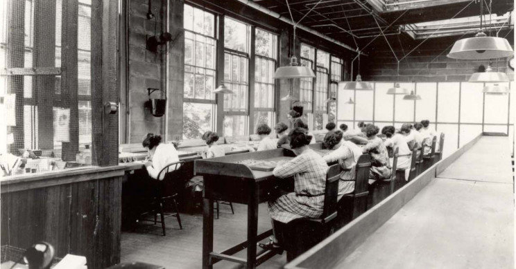 The Radium Girls: Workers Who Painted with Radium and Suffered Radiation Exposure