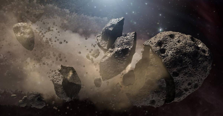 Difference between Asteroids and Meteorites