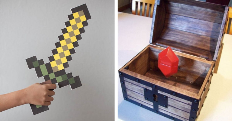 13 Real-Life DIY Objects Inspired by Games