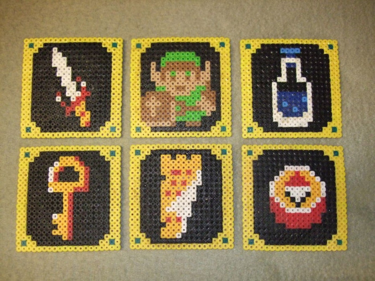 gamer diy zelda
