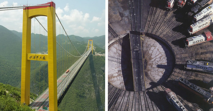 Interesting Engineering Decisions Around the World