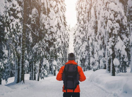 California 17-Year-Old Survives 30 Hours in Freezing Cold Utah Mountains Using Cell Phone to Stay Awake